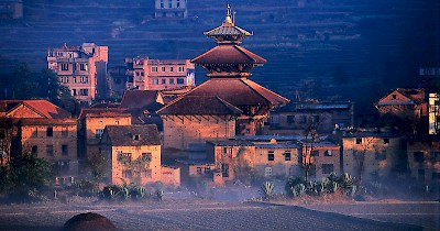 nepal, sunrise, bagmati, panauti, wallpaper, photography, travel