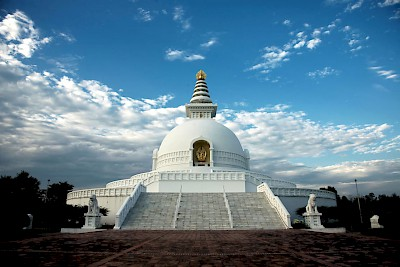 Image World Peace Pagoda