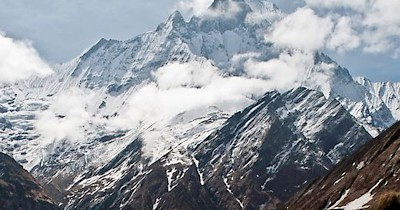 Annapurna Circuit round 20 days at Bodhi Tours and Treks