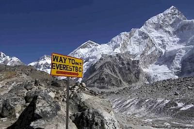 Image Everest View Easy Trek
